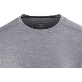 Sherpa Rinchen - T-shirt manches longues Homme - gris